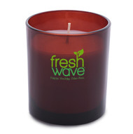 Odor Removing Candle: The Fresh Wave soy-based Candle removes odors using natural ingredients. Got tough odors like garlic, onions, fish, bathroom or from your beloved pet? Consider that stink gone. Just light the candle. Sniff. Smile. Bask in the glow of a fresh-smelling home.