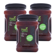 3 pack of 3 lbs 15 oz. odor removing gel SKU: 015-3 Rated:  Empty Star  Empty Star  Empty Star  Empty Star  Empty Star Buy the 3 pack 3 lbs 15 oz. Gel and save over $10.50! Use this convenient, easy-to-store size to refill smaller containers every 30-60 days.