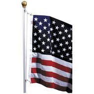U.S. Flag 18' Pole Kit
