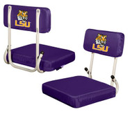 LSU Hardback Stadium Seat