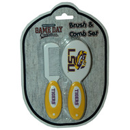 LSU Infant Brush & Comb Set