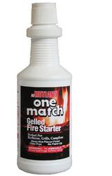 One Match Gelled Fire Starter