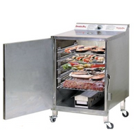 Stainless Steel Smokin Tex 1400 Pro Medium Smoker