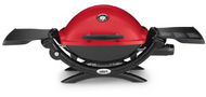 Weber Q1200 Red Grill