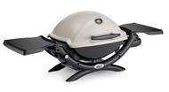 Weber Q1200 White Grill