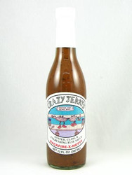 Crazy Jerry's Backfire X Hot Oyster Sauce