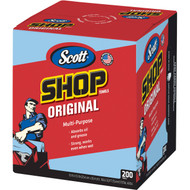 Scott's Paper Shop Towels 10.4 in. W x 11 in. L 200 pk