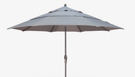 11' Auto Tilt Custom Octagon Umbrella