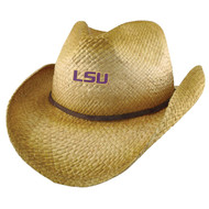LSU Wrangler Cowboy Hat