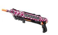 Pink Camo Bug-A-Salt salt gun