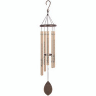 "38"" Wood Amazing grace Chimes"