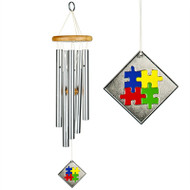 "25"" Chimes For Autism"