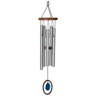 Blue Agate Large Chime