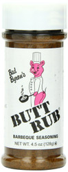 Bad Bryon's Barbeque Butt Rub 4.5oz