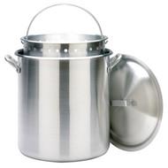 Bayou Classic Aluminum Boiler 120-Quart