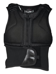 Mystic Impact Shield Vest Black/XL
