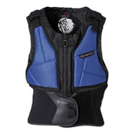 Mystic Impact Shield Vest Blue/L