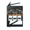 SFR-12-24 | Middle Atlantic | 12u Wall Mount Rack
