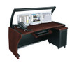 LD-6430DC | 64 Inch Desk | Middle Atlantic