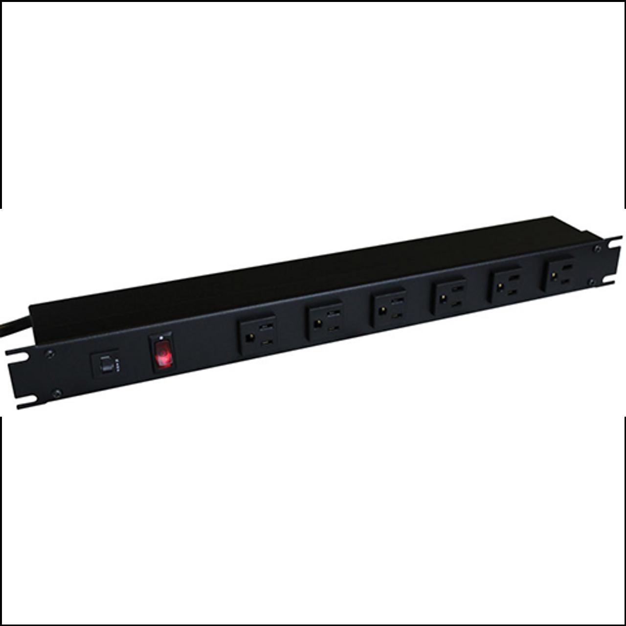 Rack Mount Power Strips 15 20 Amp 30 Amp Remote Access Pdu