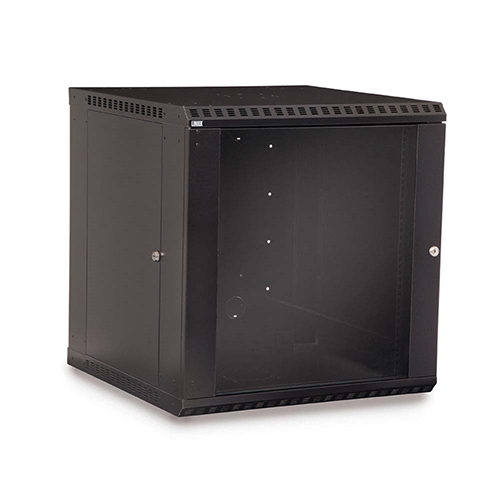 Fixed Wall Mount Enclosures - Wall Mount Racks Wall Mount Cabinets Rackmount Solutions