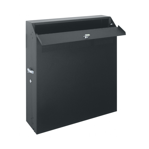 Vertical & Side Wall Mount Enclosures - Wall Mount Racks Wall Mount Cabinets Rackmount Solutions