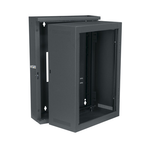 EWR-16-17 | Middle Atlantic | 16u Swinging Wall Mount Rack