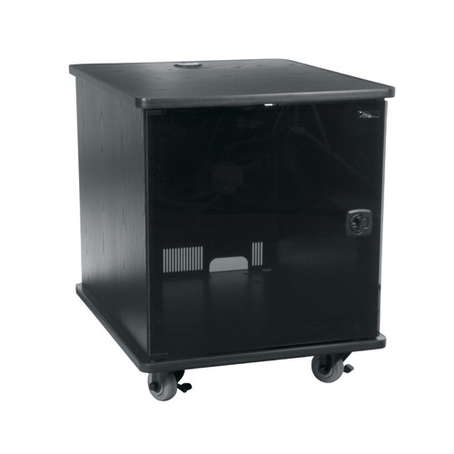 MFR-1227GC | Middle Atlantic | 12u Portable Furniture Rack