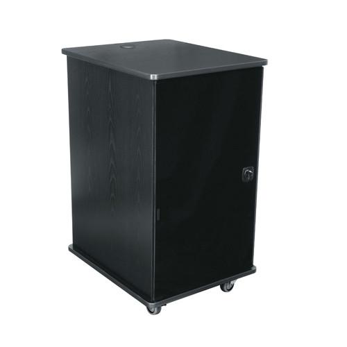 MFR-1627KM   Middle Atlantic   16u Portable Furniture Rack