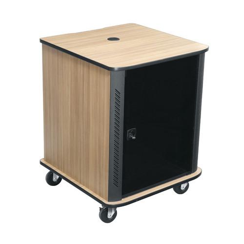 RFR-1628CR | Middle Atlantic | 16u Portable Furniture Rack