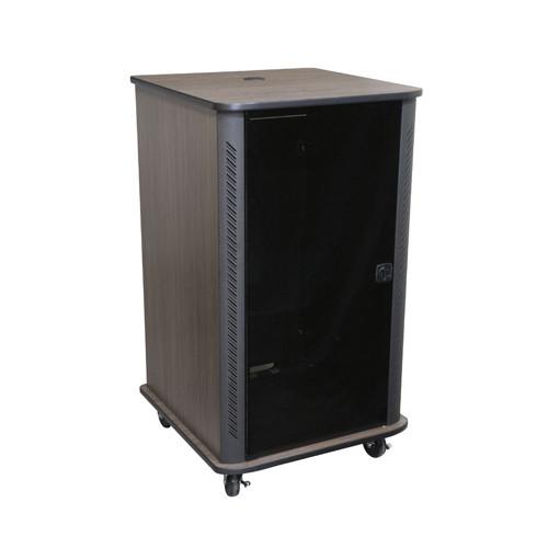 RFR-2428BR | Middle Atlantic | 24u Portable Furniture Rack
