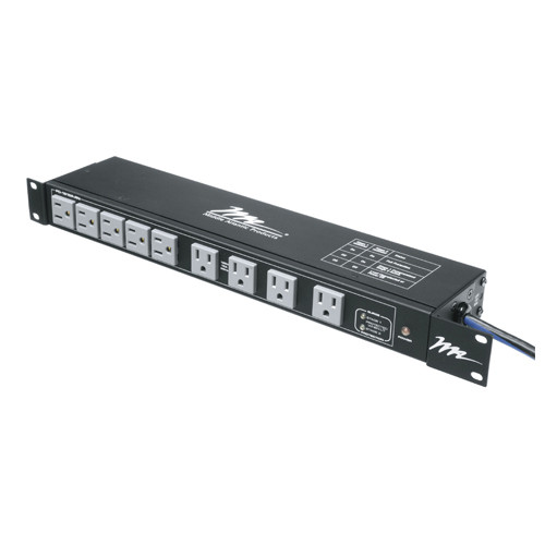 PD-1815R-RN | 18 Outlet Horizontal Rackmount Power | 15AMP
