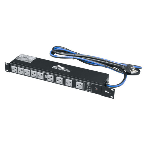 PD-1820R-RN | 18 Outlet Horizontal Rackmount Power | 20AMP