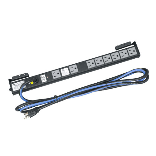 PD-815SC-PBSH | 8 Outlet Rackmount Power | 15AMP