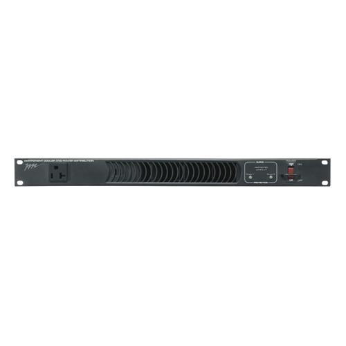 PDCOOL-1120R | 11 Outlet Horizontal Rackmount PDU / Fan