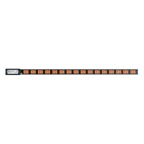 PDT-1615C-NS | 16 Outlet Vertical Power | 15AMP