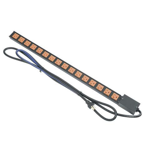 PDT-1620C-NS | 16 Outlet Vertical Power | 20AMP