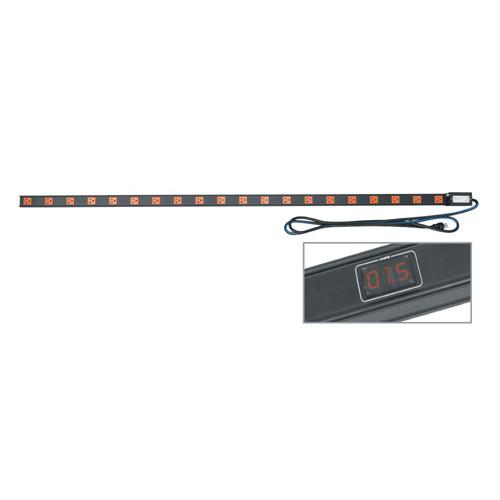 PDT-2020C-M-NS | 20 Outlet Vertical Power | 20AMP