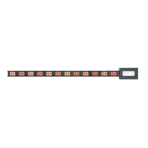 PDT-2X615S | 12 Outlet Vertical Power | AMP