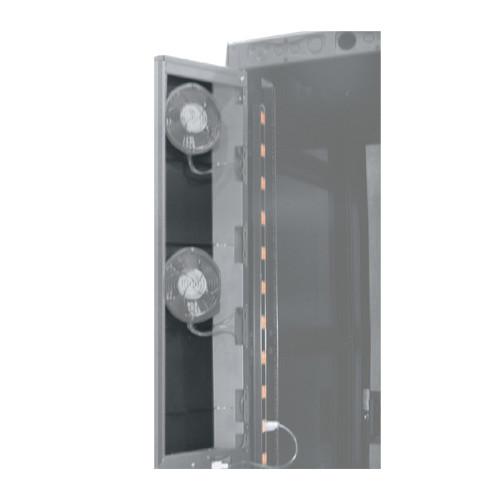 MWCFRD-1/2PNL-45 | Middle Atlantic | 45u Fan Door Panel