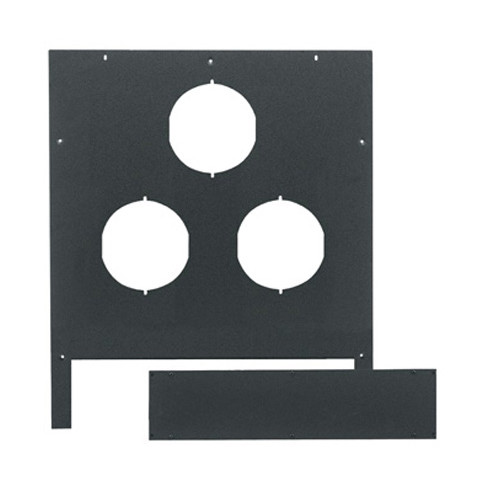 MW-6FT | Middle Atlantic | 3x 6 Inch Fans