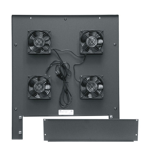 MW-4FT-380CFM | Middle Atlantic | 380 CFM Fan Top