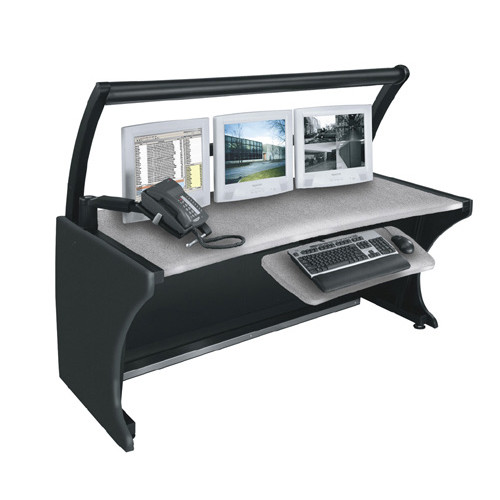 LD-6430PS | 64 Inch Desk | Middle Atlantic