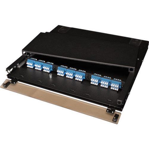 045-339-10 | FRM-1RU-3X-TS-HD | Rack Mount Fiber Box