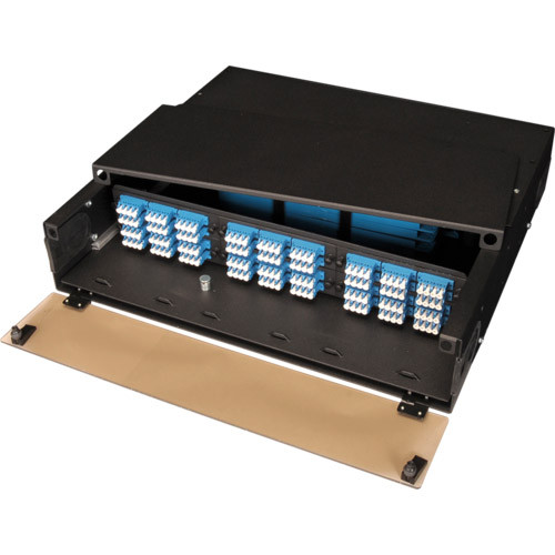 045-382-10 | FRM-2RU-6X-TS-HD | Rack Mount Fiber Box
