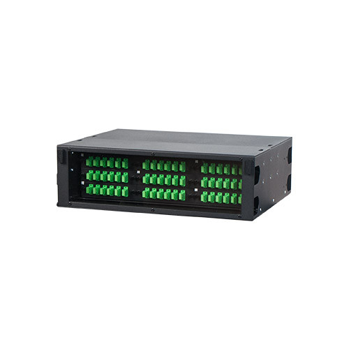 045-918-10 | FRM-E-3RU | Rack Mount Fiber Box