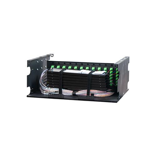 045-919-10 | FRM-E-4RU | Rack Mount Fiber Box