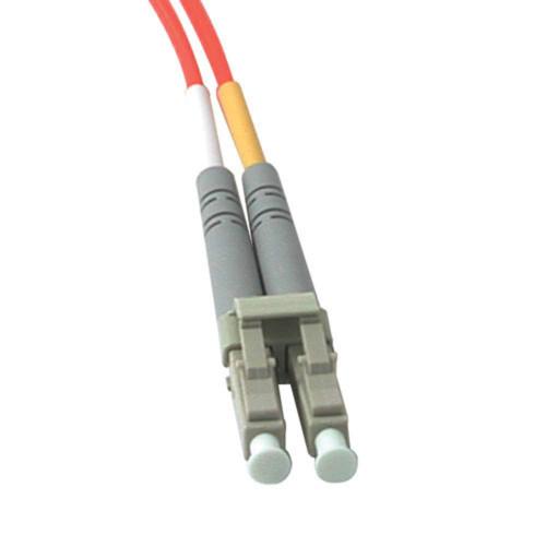 C2G-33175 | 5m LC-LC 62.5/125 OM1 Duplex Multimode PVC Fiber Optic Cable - Orange