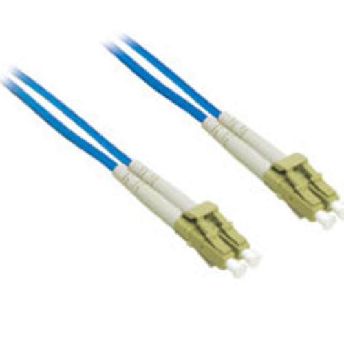 C2G-37249   5m LC-LC 62.5/125 OM1 Duplex Multimode PVC Fiber Optic Cable - Blue