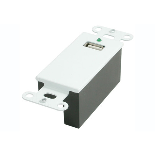C2G-29342 | USB 1.1 Over Cat5 Superbooster Extender Wall Plate Kit